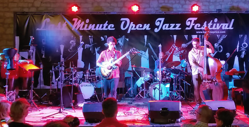 Last Minute Open Jazz Festival 2017 [1]