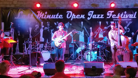 Last Minute Open Jazz Festival 2017