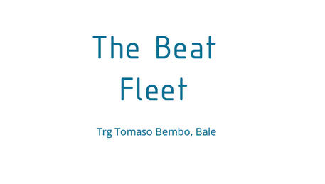 The Beat Fleet - Concert