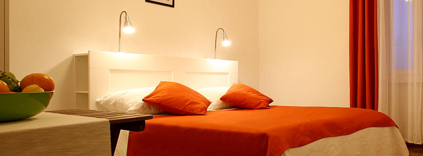 Guesthouse rooms in Bale and Istria